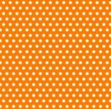 """Салфетка Silken 3-слойная """"Горошки м"""" оранж 20шт 33*33см, фото 2"""