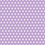 """Салфетка Silken 3-слойная """"Горошки м"""" фиолетовая 20шт 33*33см"""