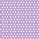 """Салфетка Silken 3-слойная """"Горошки м"""" фиолетовая 20шт 33*33см, фото 2"""