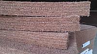 Кокосовая койра в листах 120*60*6 см. Для детских матрасов