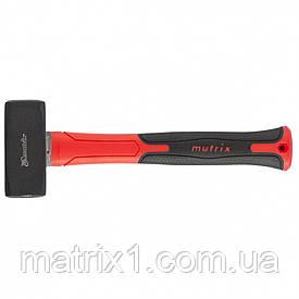 Кувалда optimal, 1000 г, фибергласовая обгумована ручка// MTX