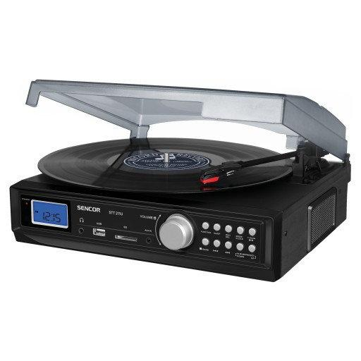 Граммофон Радио SENCOR STT 211U