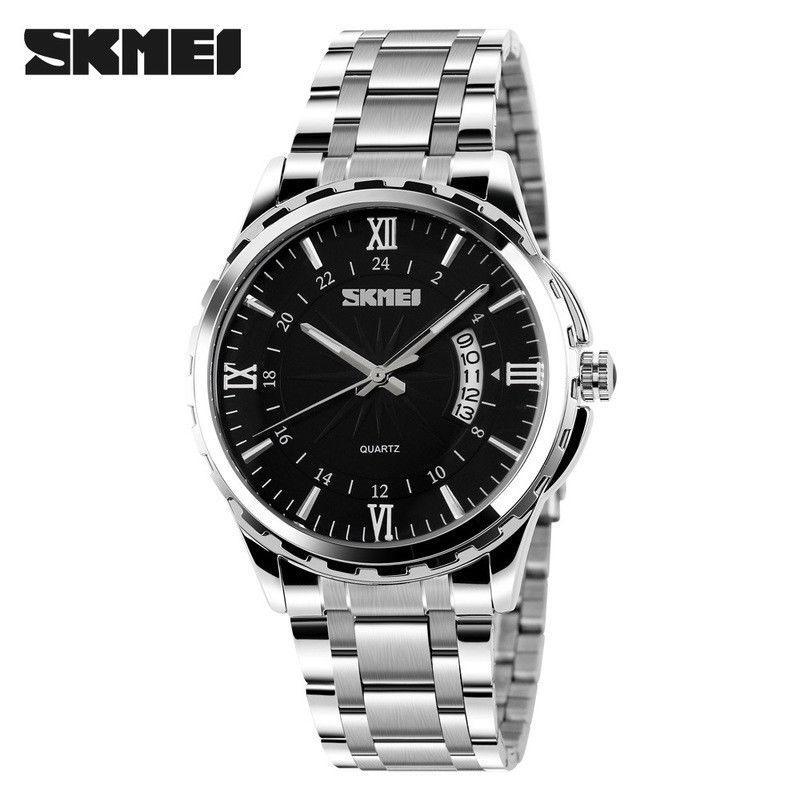 Мужские наручные часы SKMEI 9069 черные