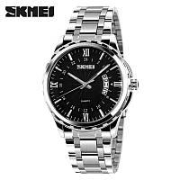 Мужские наручные часы SKMEI 9069 черные, фото 1