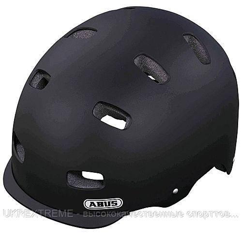 Шлем ABUS SCRAPER v.2 Velvet Black, размер L (ОРИГИНАЛ)