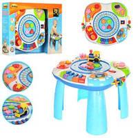 Детский столик игровой 0801-07  на ножках, WinFun