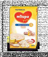 Каша молочная Milupa рисовая с бананом милупа, 210 г