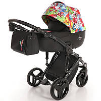 Детская коляска 2 в 1 Junama Fashion Pro Jungle