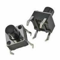 Кнопка тактовая 6X6X7 (В) мм DIP