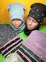 Интернет магазин модных шапок и снудов на флисе