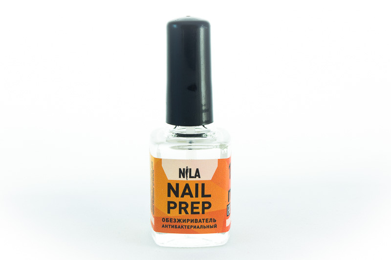 Nila Nail Prep Обезжириватель с антибактериальным эффектом 10ml