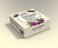Натуральное мыло ЗАРОДЫШИ ПШЕНИЦЫ И РАСТОРОПШИс маслами зародышей пшеницы и расторопши - защита и питание.