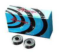 Подшипники для самоката,скейта ,роликов ABEC 5 + Alum Spaser amigosport 16 шт.