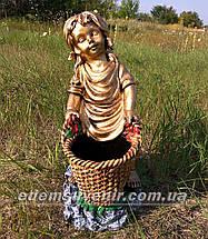 Подставка для цветов кашпо Маша малая, фото 2