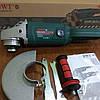 Углошлифовальная машина DWT WS22-230D, фото 4