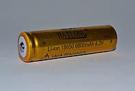 Акумулятор Bailong Li-ion 18650 6800mAh 3.7 V, фото 1