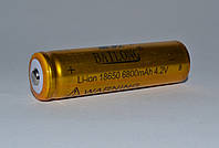 Аккумулятор Bailong Li-ion 18650 6800mAh 3.7V