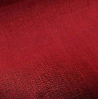 Льняная ткань для постельного белья, винного цвета (шир. 260 см), фото 1