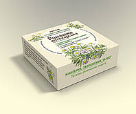 Натуральное мыло РОМАШКАс маслами сладкого миндаля, авокадо и зародышей пшеницы - питание, увлажнение, защита