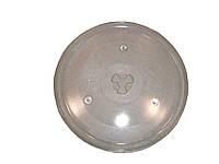 Тарелка для микроволновой печи Electrolux Ø-270 мм под куплер + 3 упора