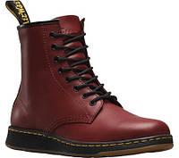 Мужские ботинки Dr. Martens Newton 8-Eye Boot Cherry Red Temperley bff791f372b7a