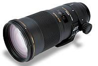 Объектив SIGMA 180mm f/2.8 APO Macro EX DG OS HSM Nikon