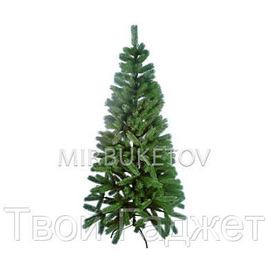 ОПТ/Розница Искусственная литая елка, зеленая, 1.8 м, FirL18G
