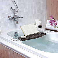 Столик для ванны Aquala Bathtub орех, фото 1