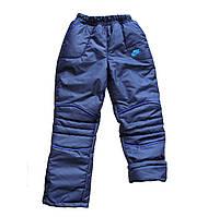 Тёплые зимние штаны детские., фото 1