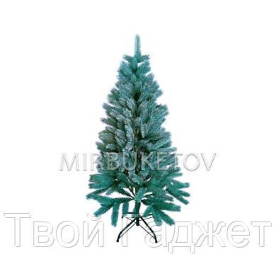 ОПТ/Розница Искусственная литая елка, голубая, 1.5 м, FirL15B
