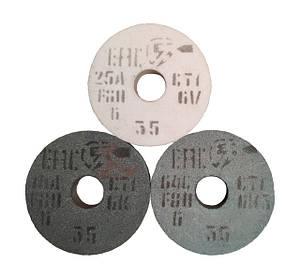 Круги для электроточил на керамической связке.