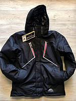 Columbia куртка мужская термо зимняя с функцией Omni-Tech. Черная и Синяя 57db6691eb981