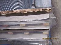 Нержавеющий лист 3х1250х2500мм, AISI 409(Х6CrTi12), 1D