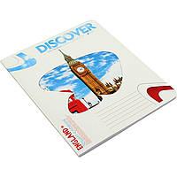 Тетрадь-словарь A5 48 листов Города (10) (200) №17427 / Подолье /