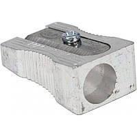 Точилка Kum 400-1K металлическая клиновидная с выемками
