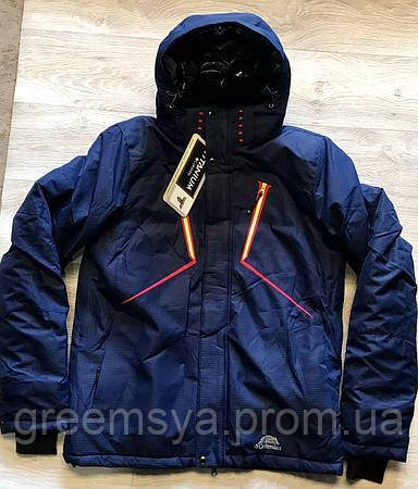 5b5b849dd44 ... Columbia куртка мужская термо зимняя с функцией Omni-Tech. Черная и Си 3