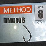 Карповые крючки #8 Method, фото 3