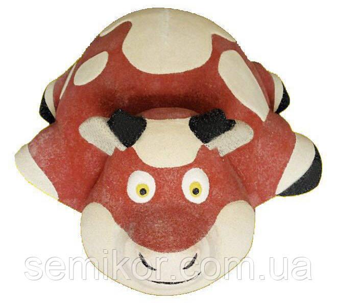 "3D фигура из резиновой крошки ""Корова"""