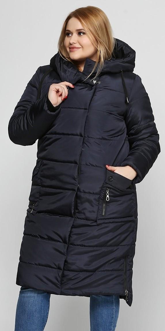 Модное длинное пальто (2 цвета)