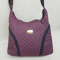 Стильная стеганая женская сумка, фото 1