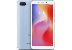 Xiaomi Redmi 6 4/64GB Blue Global Version, фото 2