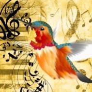 """Серветка Silken 3-сл, """"Райські пташки"""" з печаткою 20шт 33*33см, фото 2"""