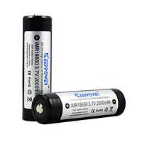 Высокотоковые аккумуляторы Keeppower (2000 mAh) 22 A