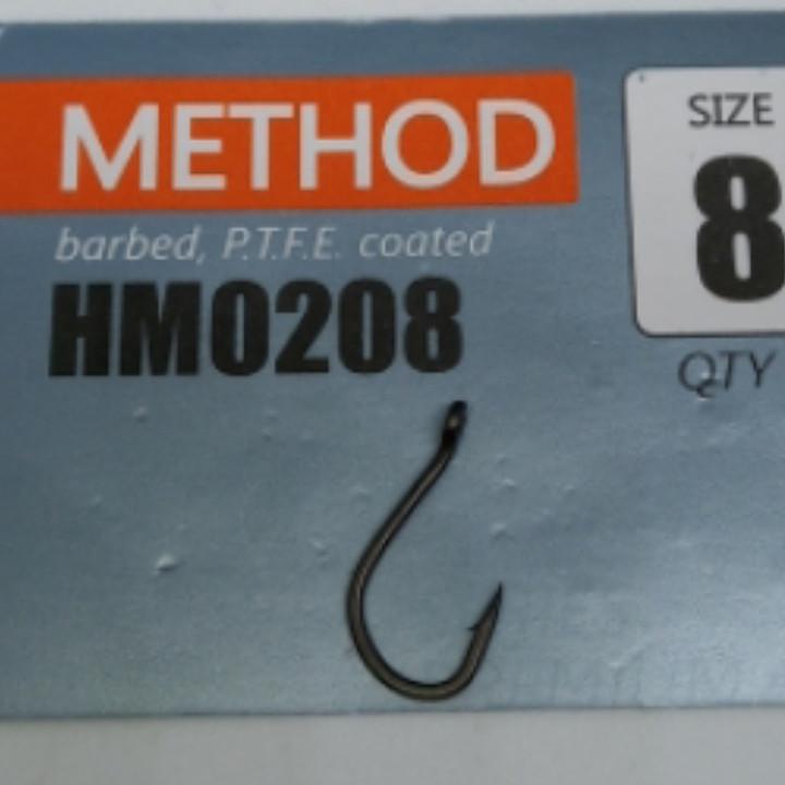 Карповый крючке #8 METHOD