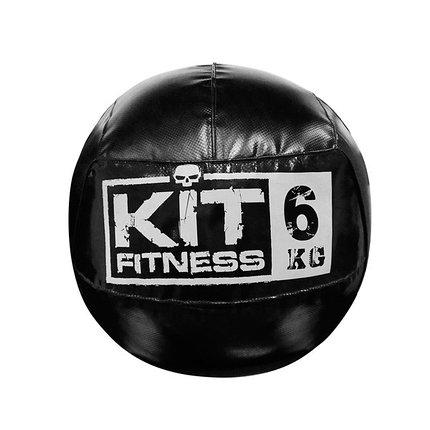 М'яч для метання (WallBall, валбол) 6 кг