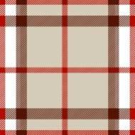 """Салфетка Silken 3-сл, """"Шотландка"""" с печатью 20шт 33*33см 1/4, фото 2"""