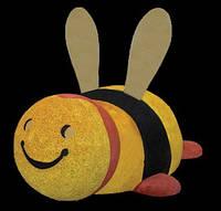 """3D фигура из резиновой крошки """"Пчела"""""""