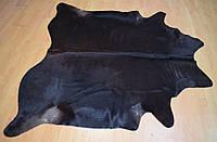 Шкура коровы на пол черная 06, фото 1