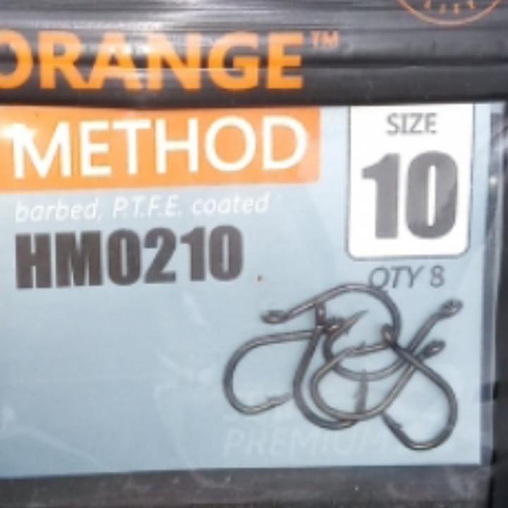 Карповый крючке # 10 method
