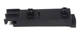 Кронштейн крепления переднего бампера (направляющая, фиксатор) MB Sprinter/VW LT 96-06 (OE Quality) (RW88002)